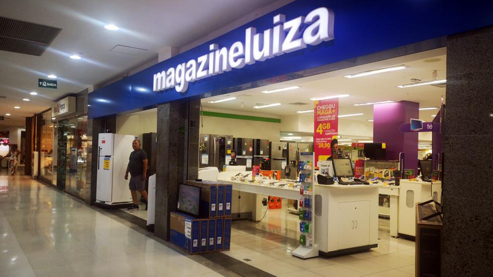 Tienda Magazine Luiza