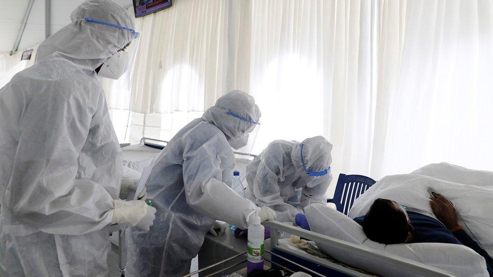 المستشفيات الميدانية