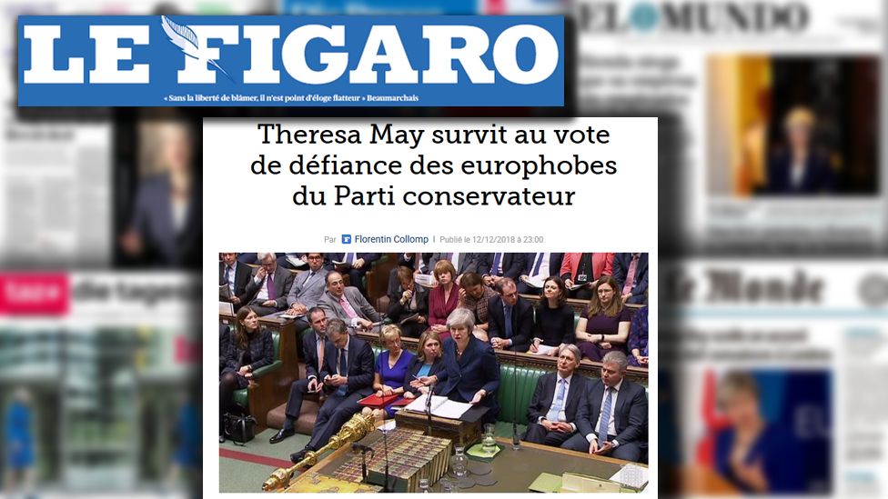 Screengrab from Le Figaro
