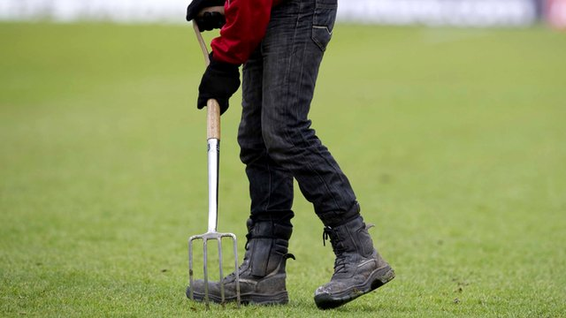 'Artificial pitches here to stay' - Les Gray