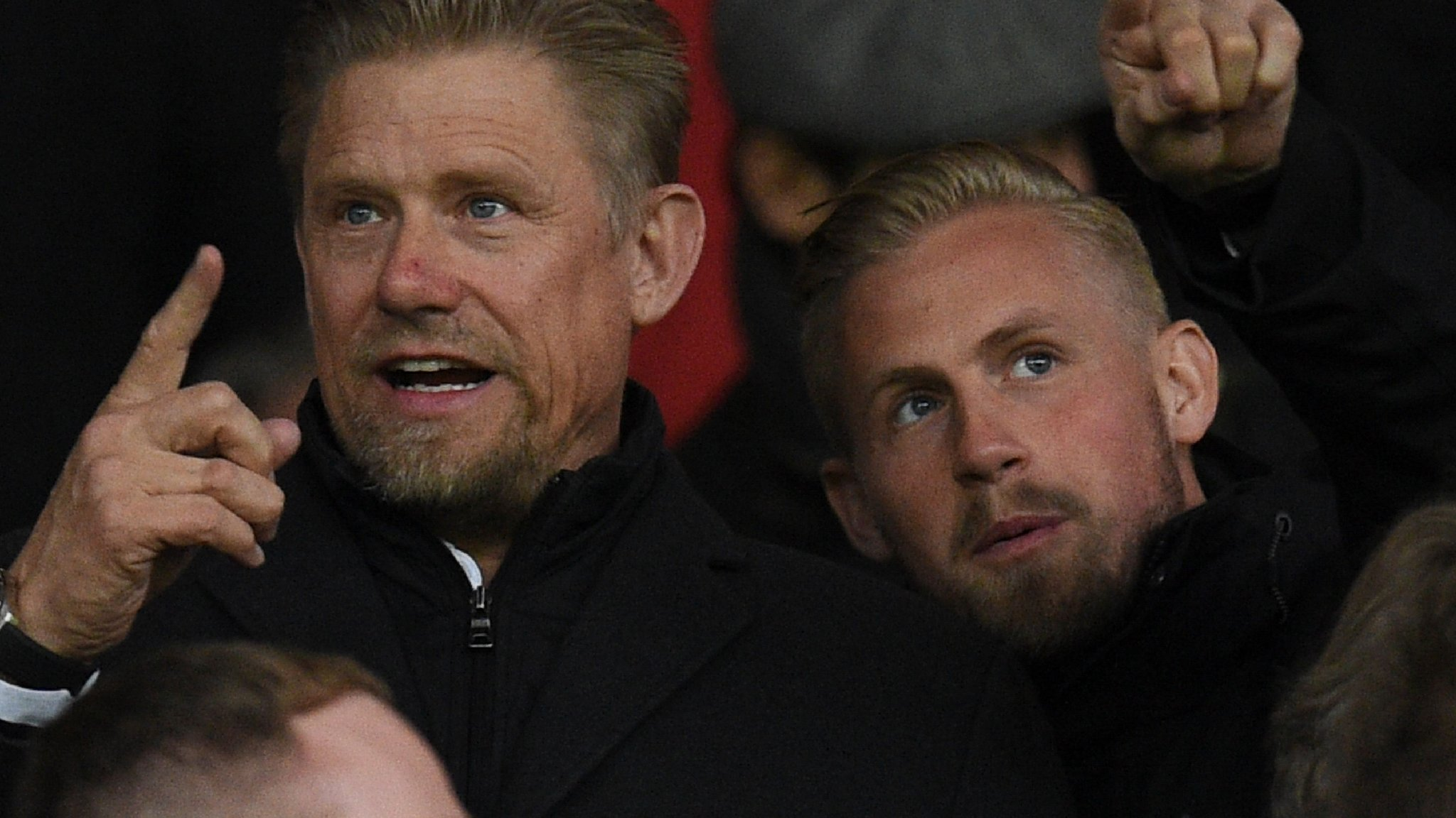'Proud & angry' - Schmeichel on son Kasper running towards helicopter crash wreckage