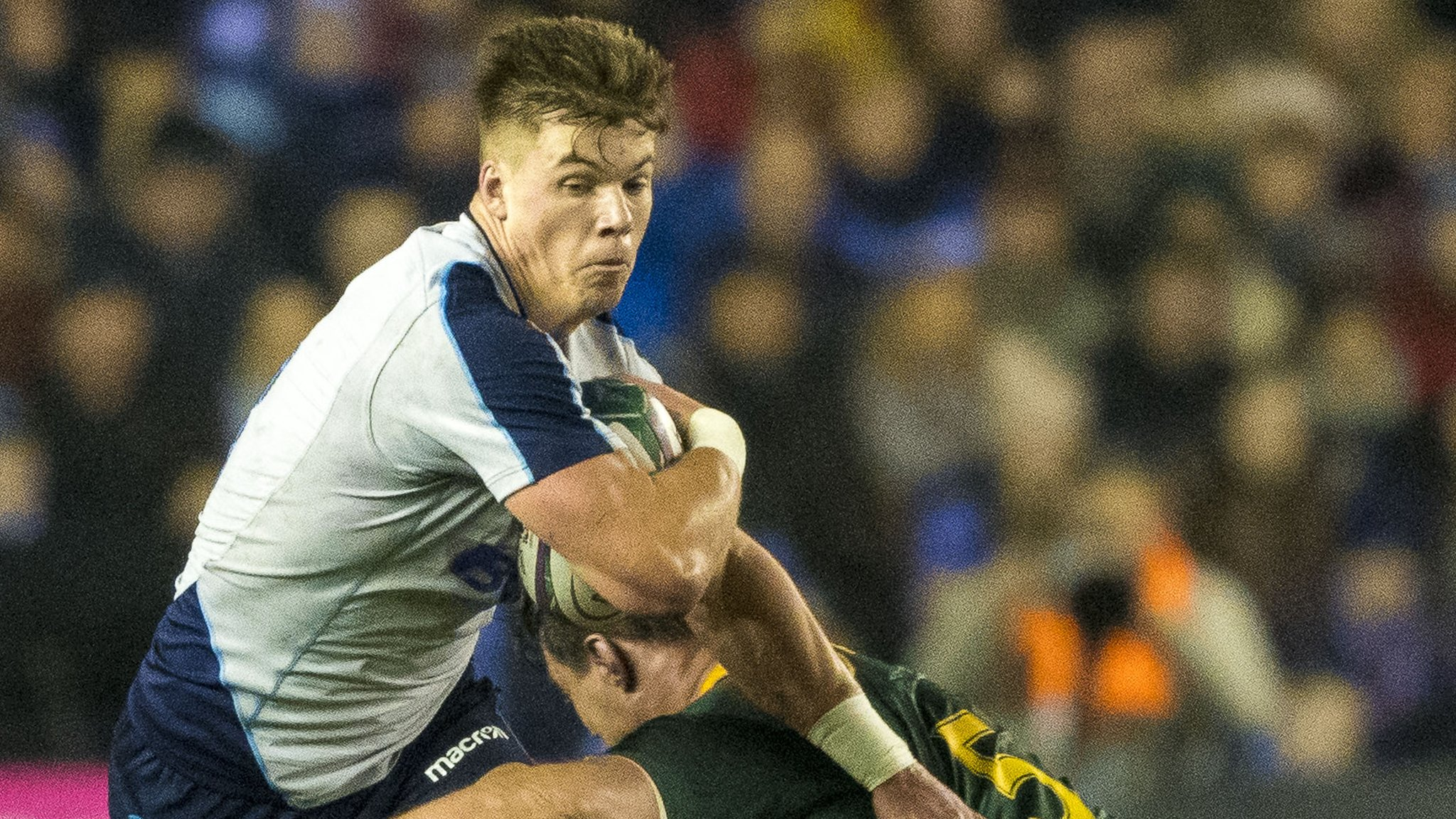 Huw Jones: Glasgow & Scotland centre's future to be clarified amid Leicester reports