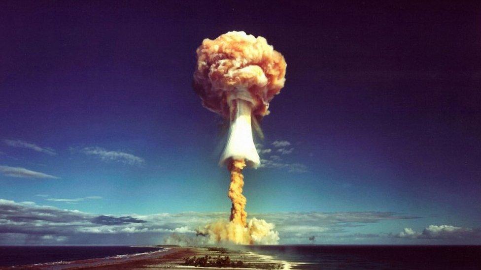 Ledakan bom atom