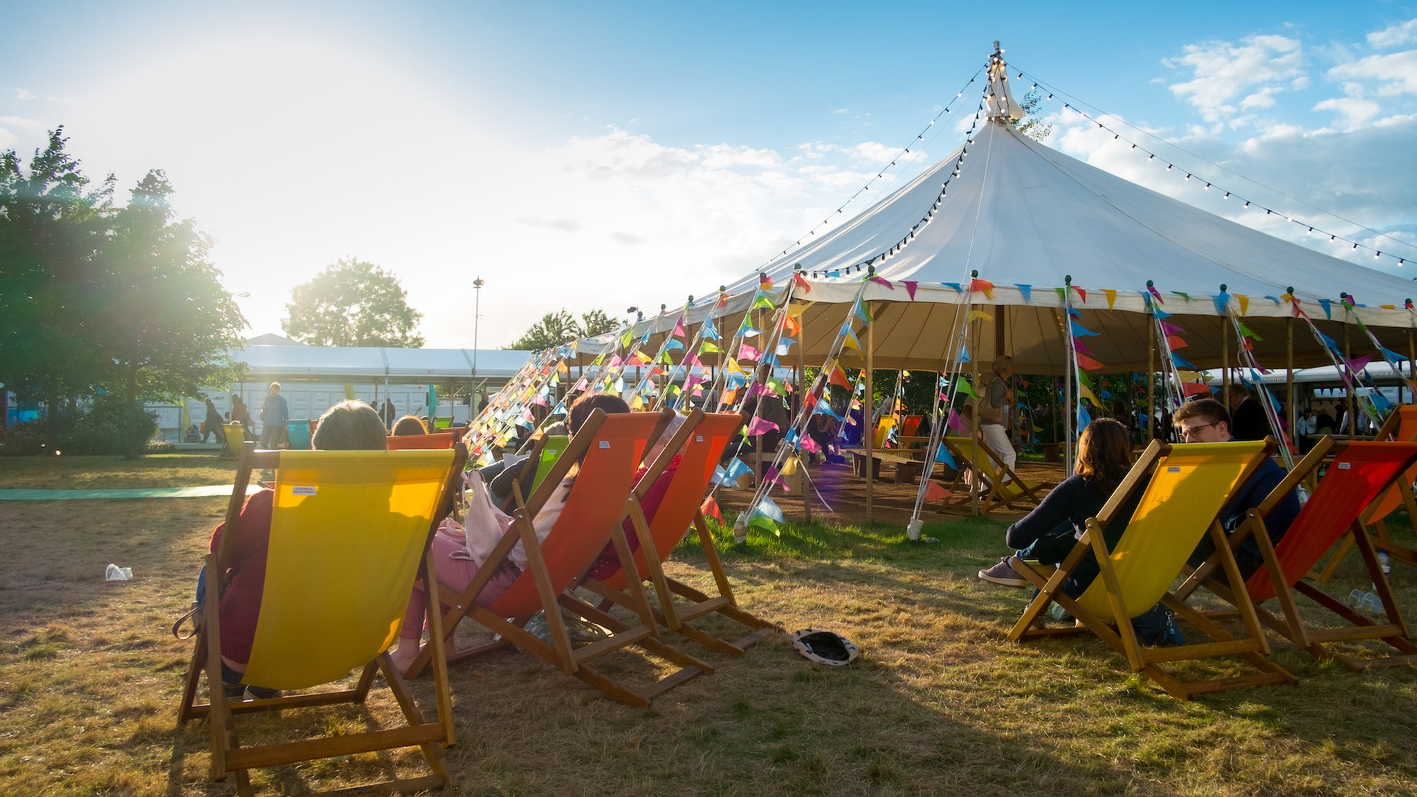 The Hay Festival