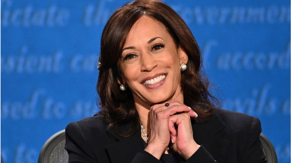 Kamala Harris What Her Experience Tell Us About Us Politics Bbc News