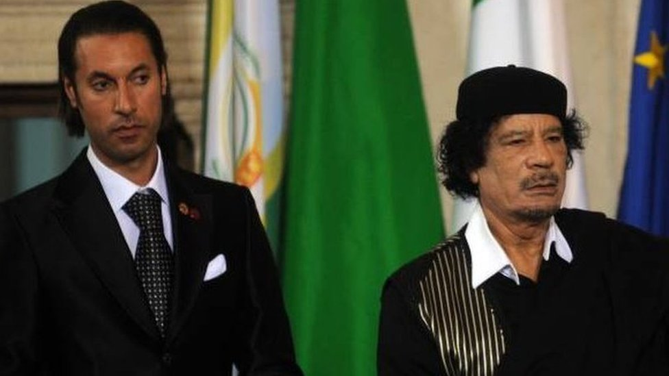 معتصم القذافي