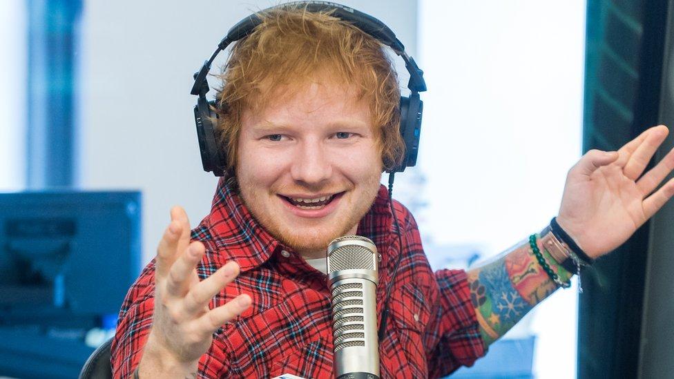 BBC News - Ed Sheeran's Framlingham prayer retreat plan approved