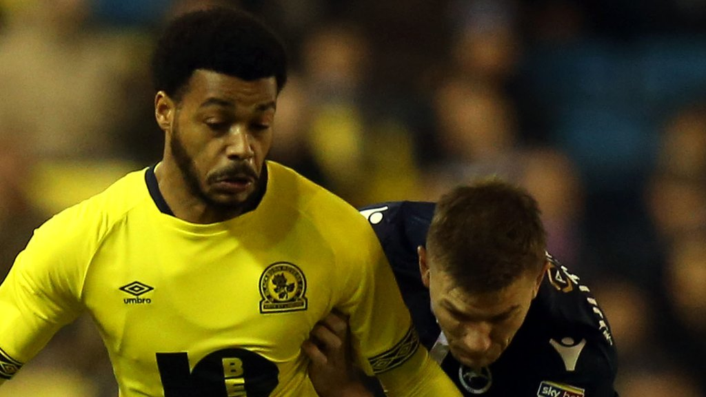 Millwall 0-2 Blackburn Rovers: Joe Nuttall & Adam Armstrong score late to seal win