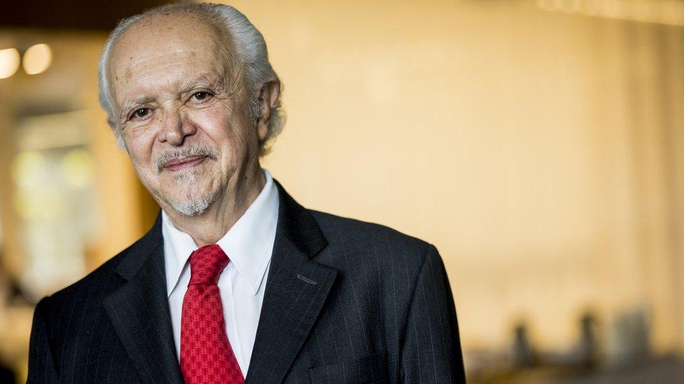 Mario Molina 2019