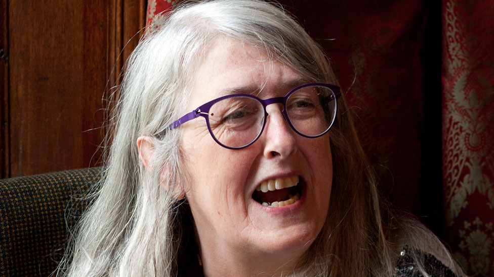 Mary Beard on big thinkers and 'sexist rants'
