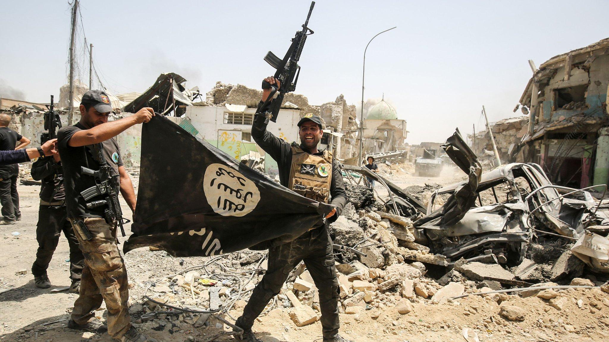 العراق أعلن في 2017 انتصاره على التنظيم