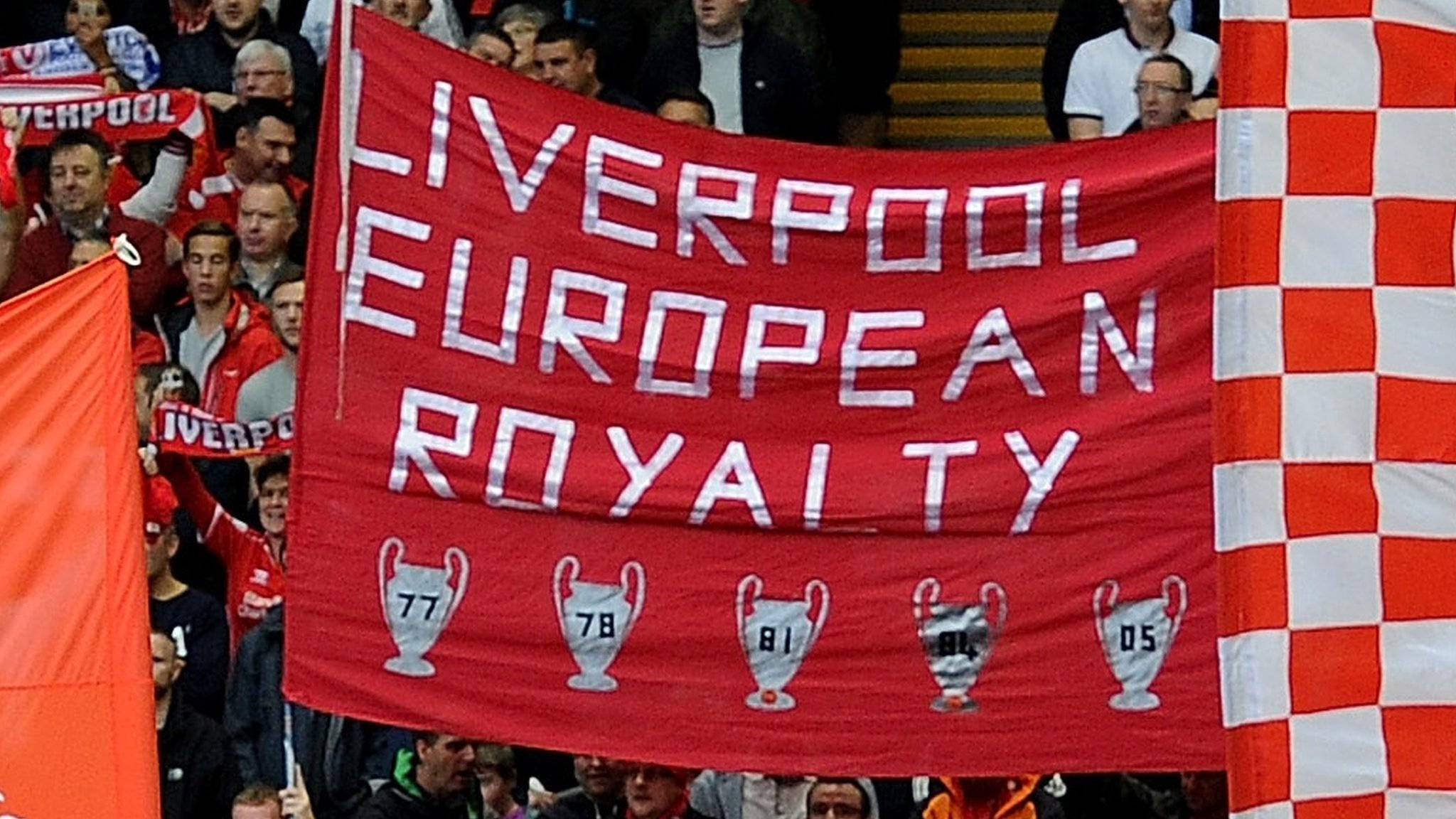 Liverpool back among 'European royalty', says chief executive Moore