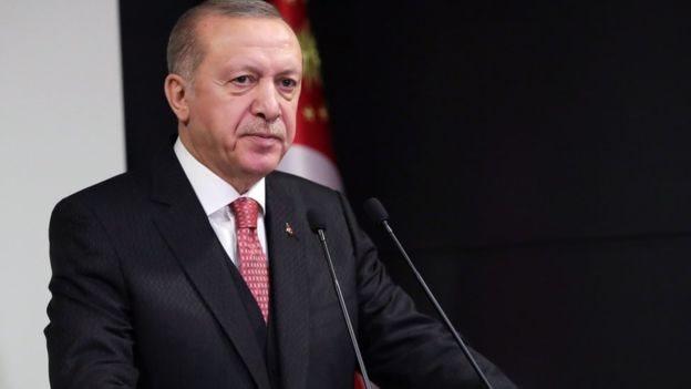 RT Erdoğan