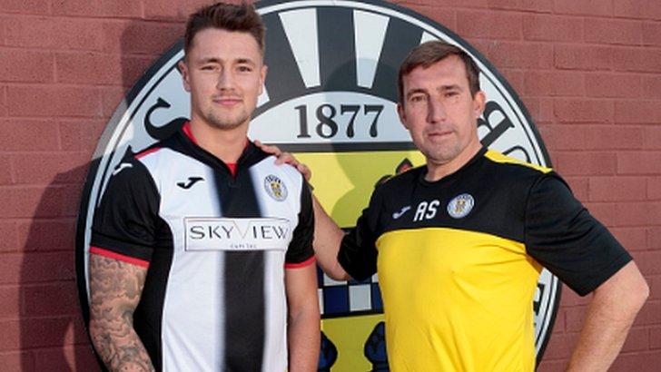 St Mirren sign defender Josh Heaton & striker Cody Cooke