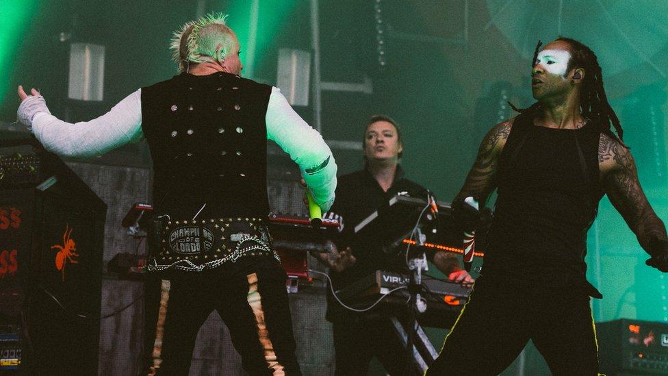 Prodidži koncert 2015 Škotska