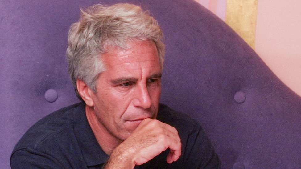 US financier Jeffrey Epstein