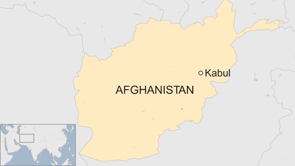 Ministry building under attack in Kabul