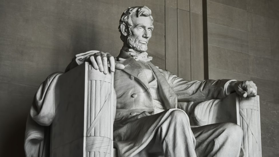 Memorial de Abraham Lincoln en Washington D.C.