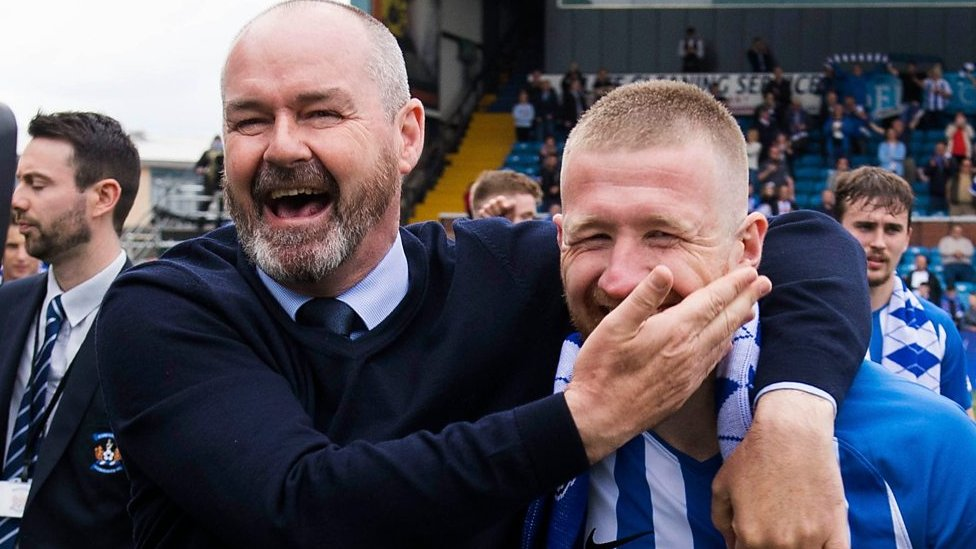 'It looks like his time at Kilmarnock is finished' - BBC pundits on Steve Clarke