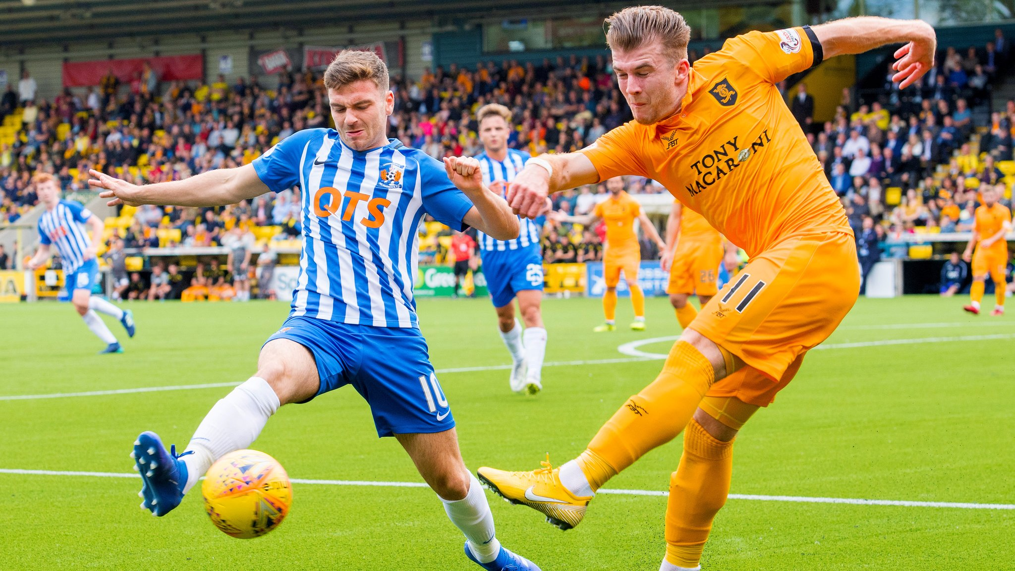 Livingston need experience to stay up after Kenny Miller exit, says Preston
