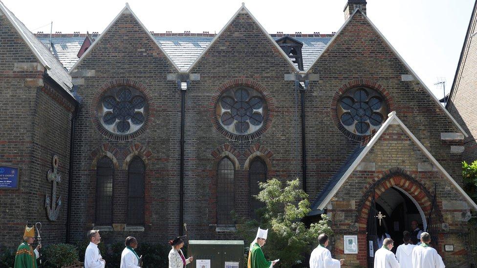 Gereja di Inggris