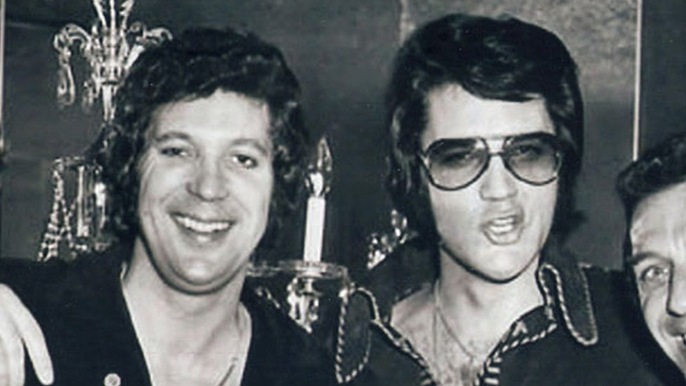 BBC News - Elvis: Sir Tom Jones was the one artist he 'truly called a friend'