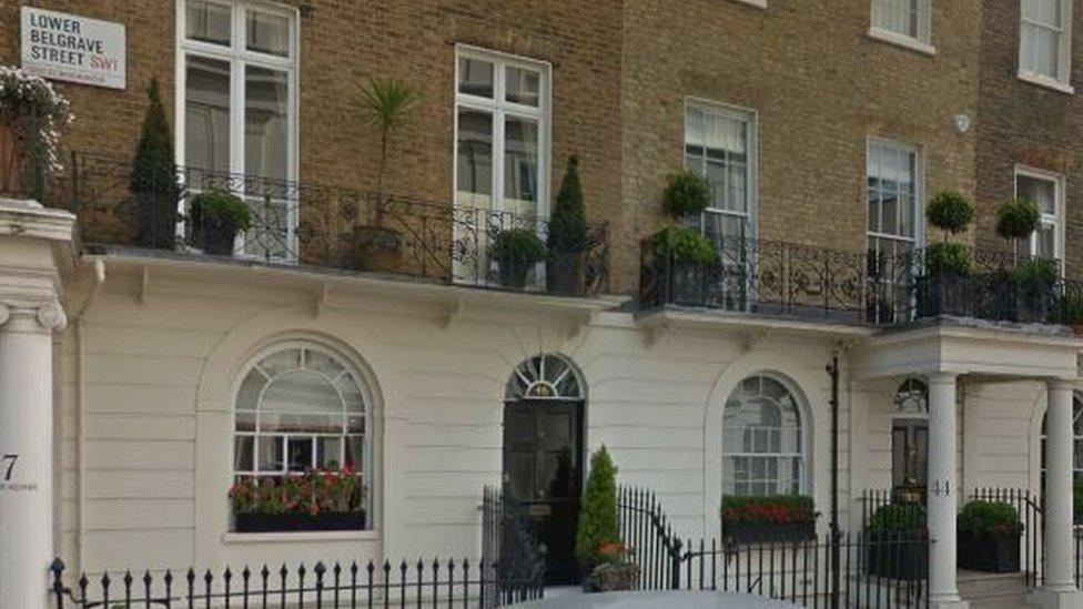 46 Lower Belgrave St, Belgravia, London