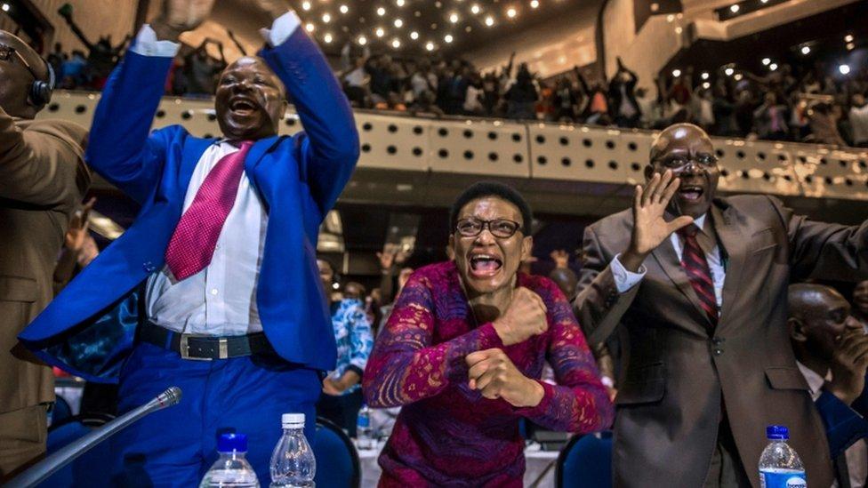 Zimbabwe, Mugabe,