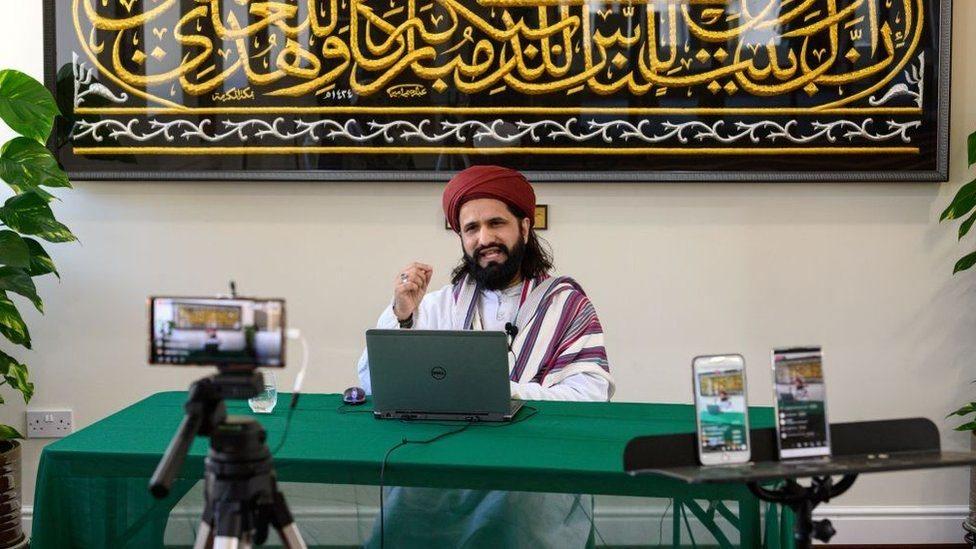 Kajian Islam secara daring