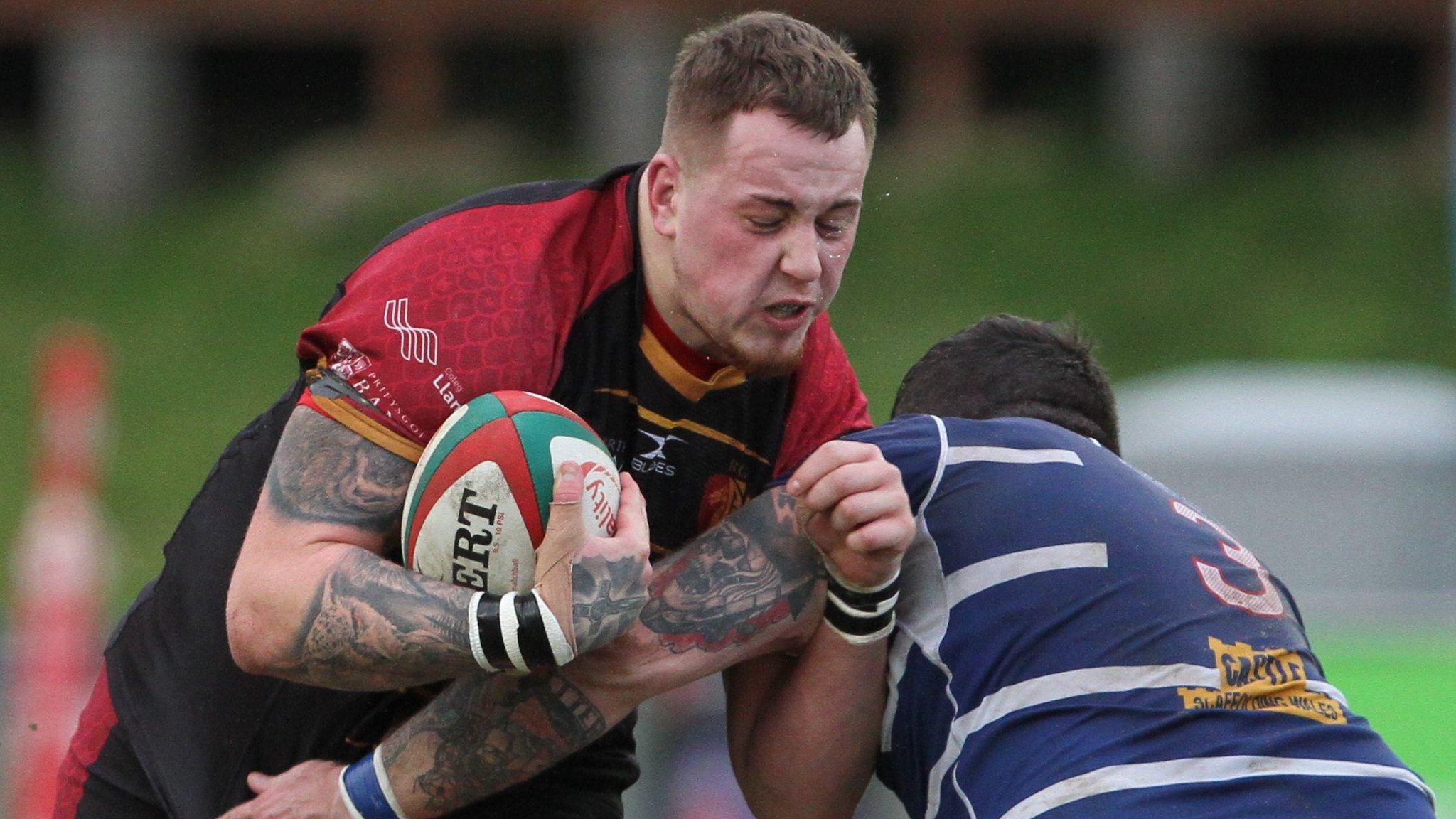 Saracens sign RGC prop Sam Wainwright