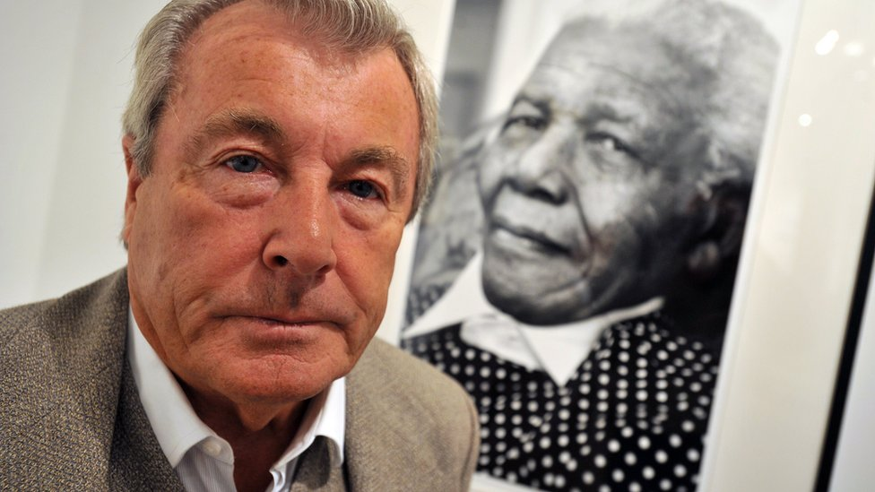 BBC News - Terry O'Neill: British photographer to the stars dies aged 81