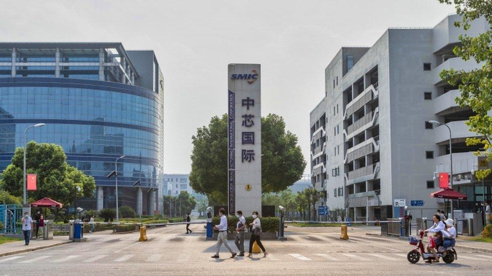 中芯國際是世界領先的集成電路晶圓代工企業之一,也是中國內地規模最大、技術最先進的芯片企業。