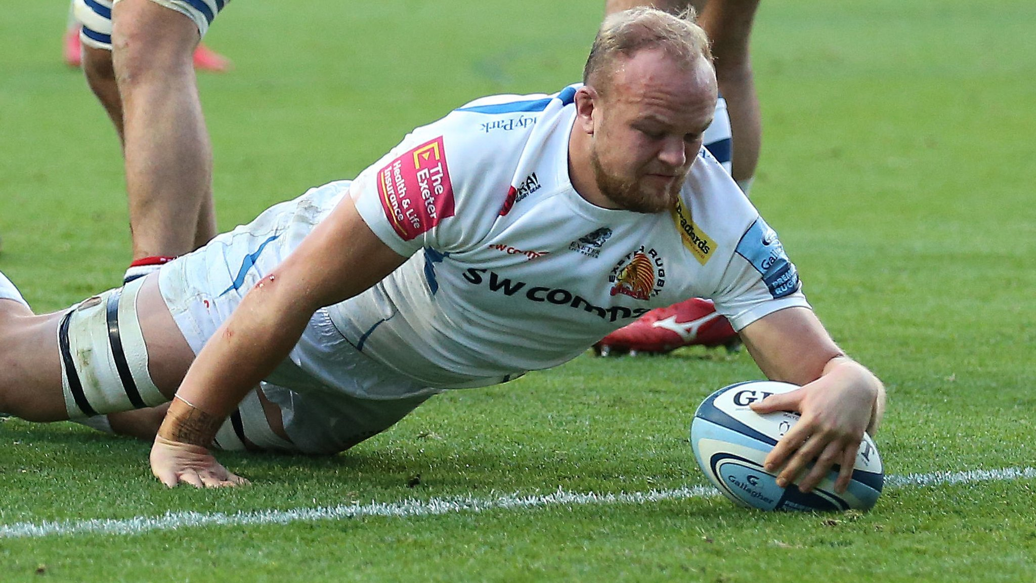 Premiership: Bristol Bears 29-31 Exeter Chiefs