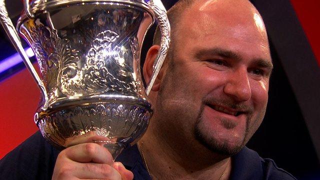 Scott Waites wins his second BDO title