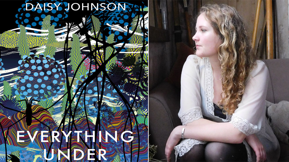 Man Booker Prize: Daisy Johnson is youngest nominee
