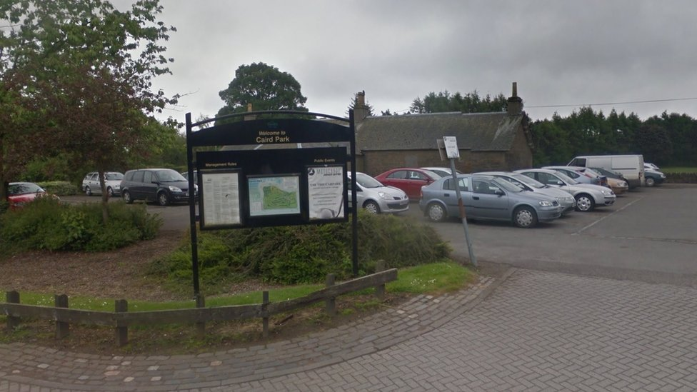Man admits bare-chested chainsaw attack at golf club