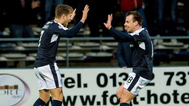 Highlights - Dundee 4-0 Hamilton
