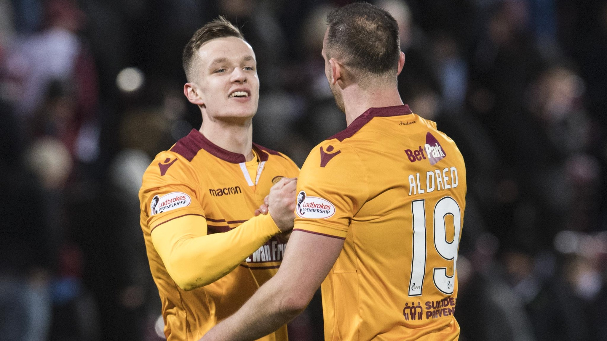 Motherwell: Eight players leave Scottish Cup runners-up