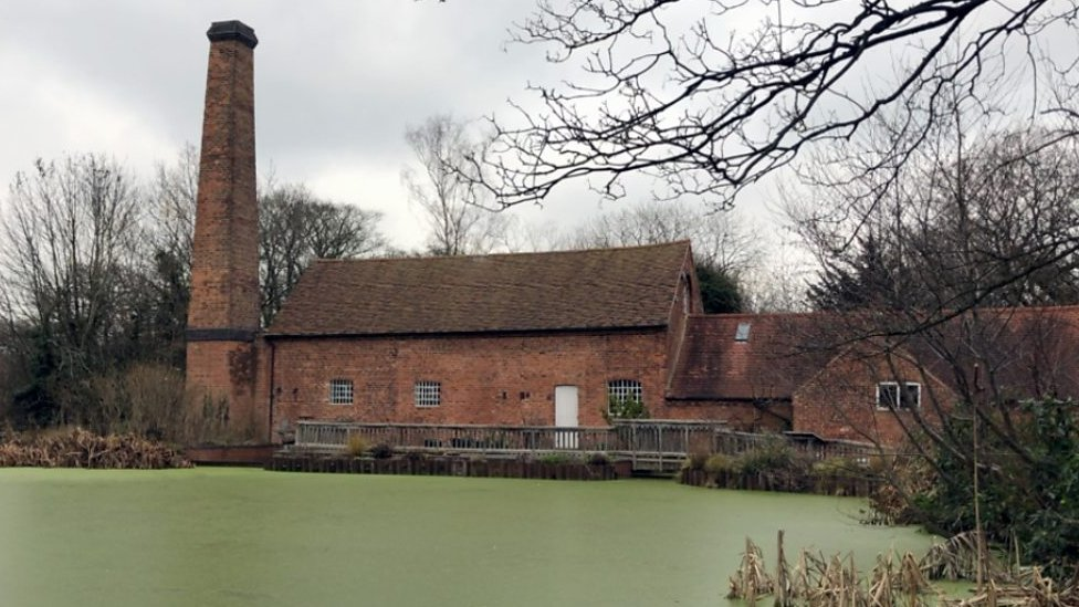 Thousands raised to revive Birmingham's Sarehole Mill