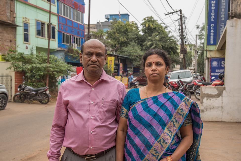 Pradeep y Suniti Choudhury