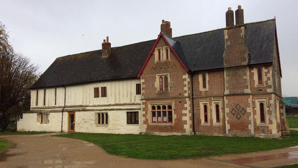 Gloucester medieval priory restoration completed