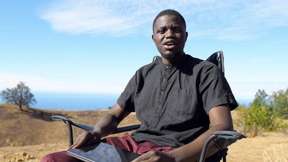David Watson Mwabila