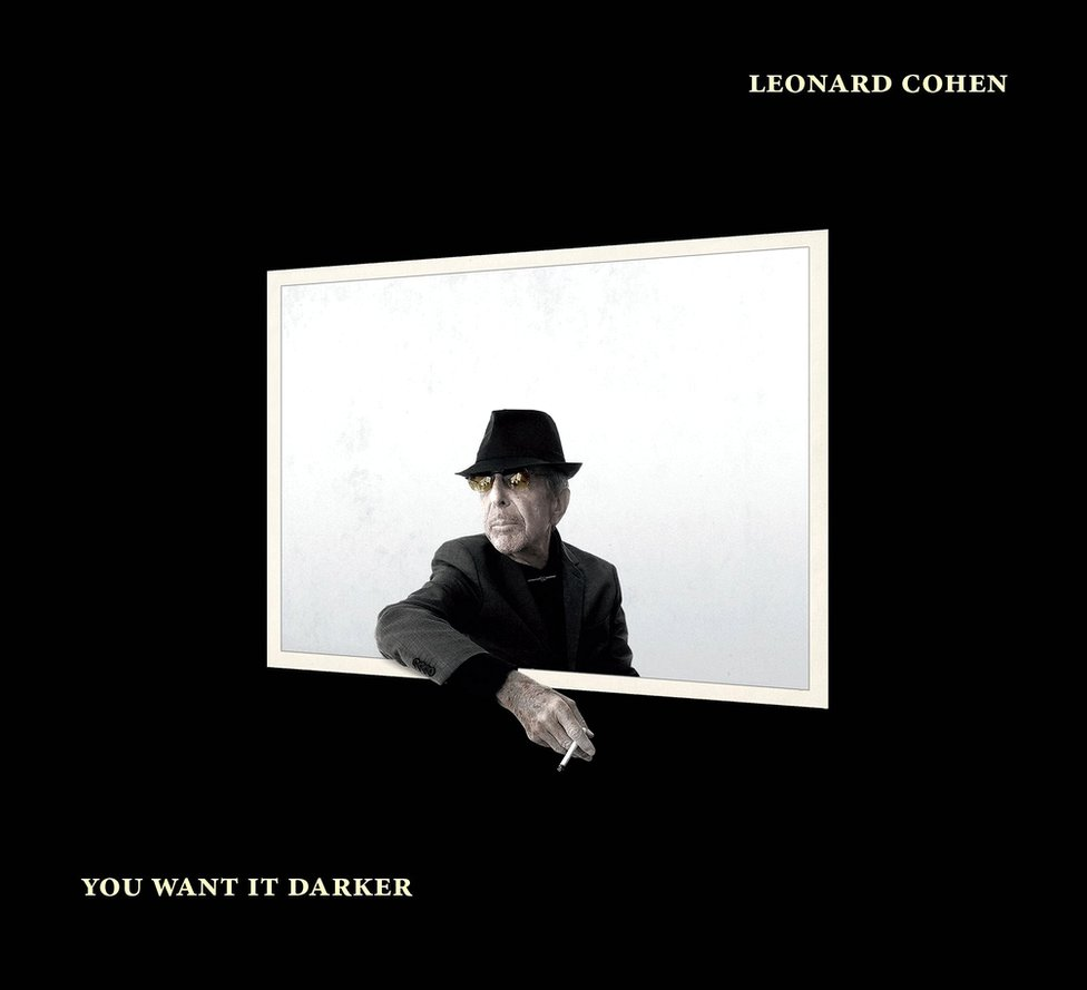 Album Leonarda Koena You Want It Darker