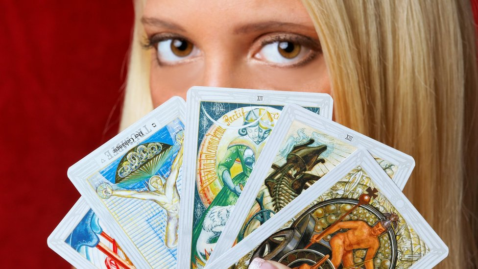 The tarot revival thanks to Brexit, Trump and Dior