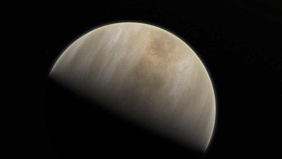 Planeta Venus.