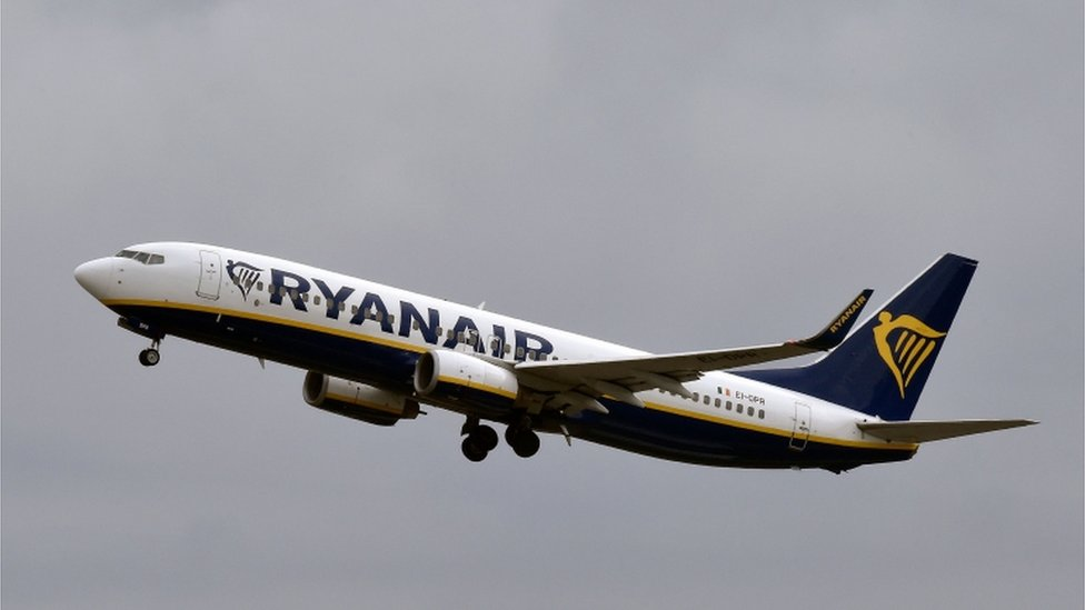 Ryanair reinstates four Glasgow Airport routes