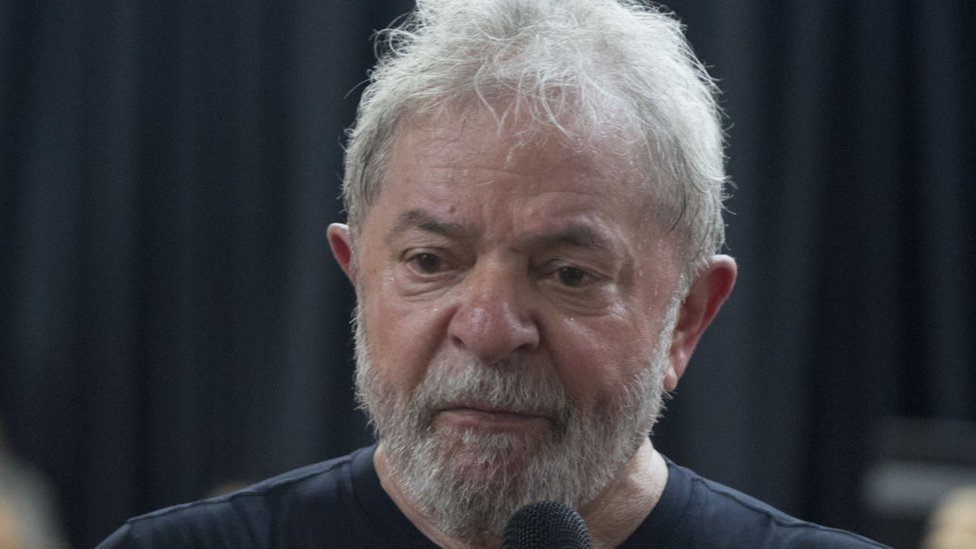 Lula da Silva.