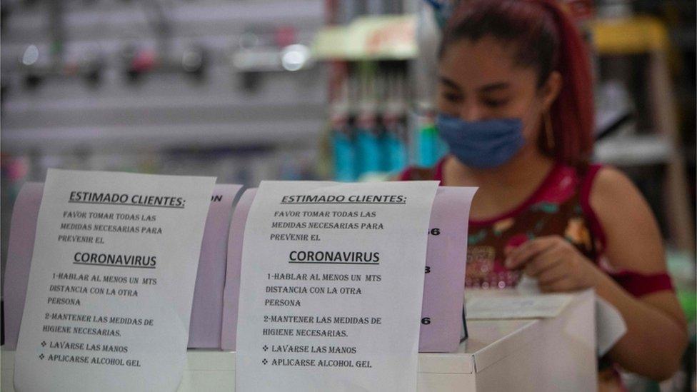 Farmacia en Nicaragua