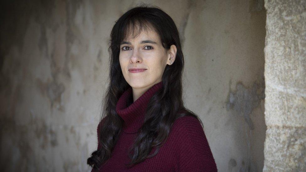La filósofa Carissa Véliz