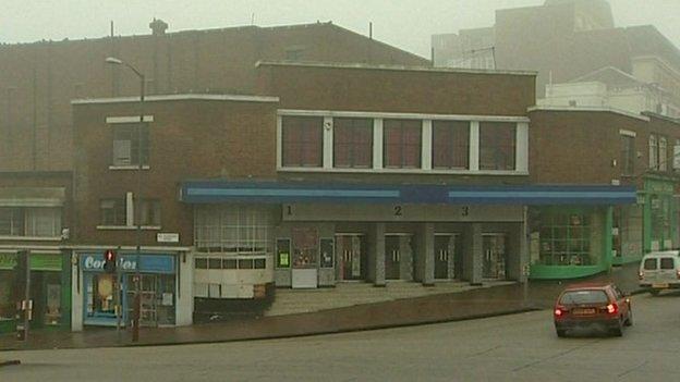 The former cinema in Tunbridge Wells